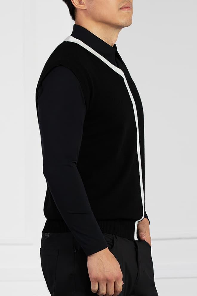 Cashmere Vest Image 3