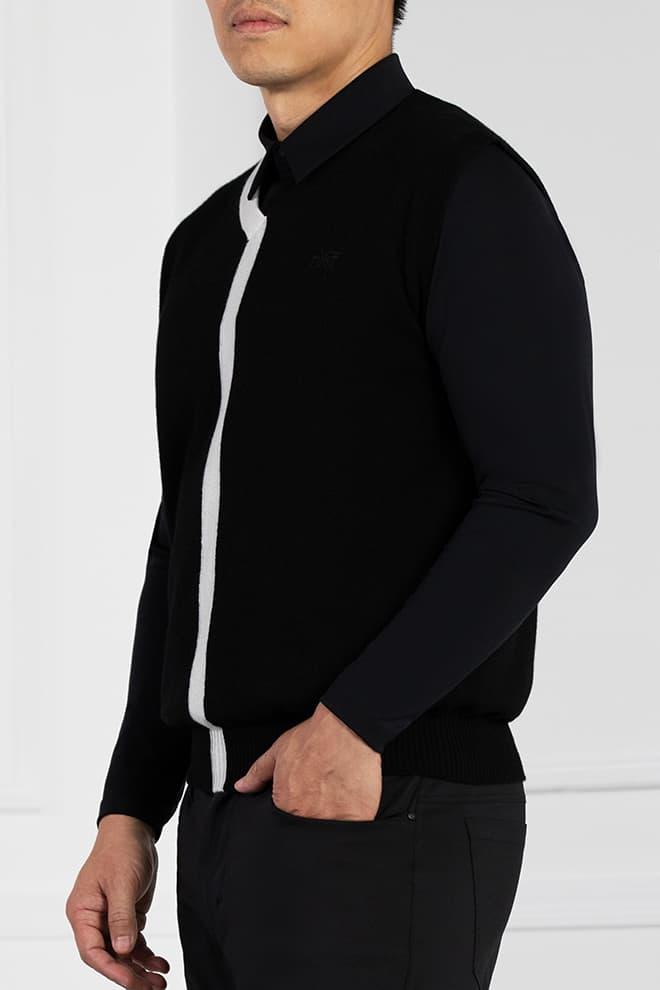 Cashmere Vest Image 2