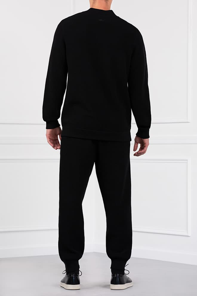 Off-Duty 1/4-Zip Sweater Image 4