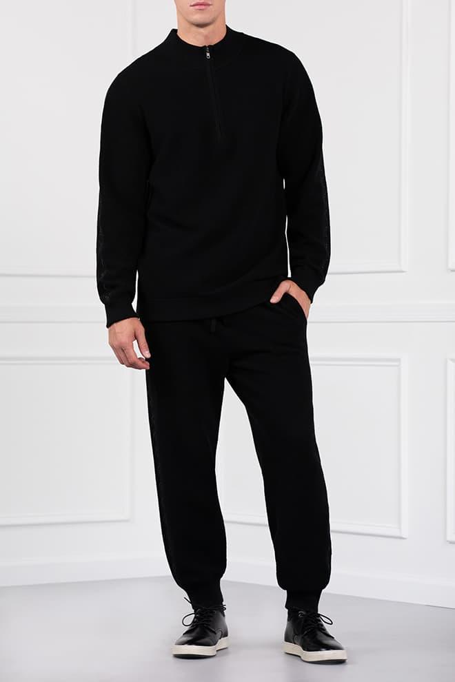 Off-Duty 1/4-Zip Sweater Image 1