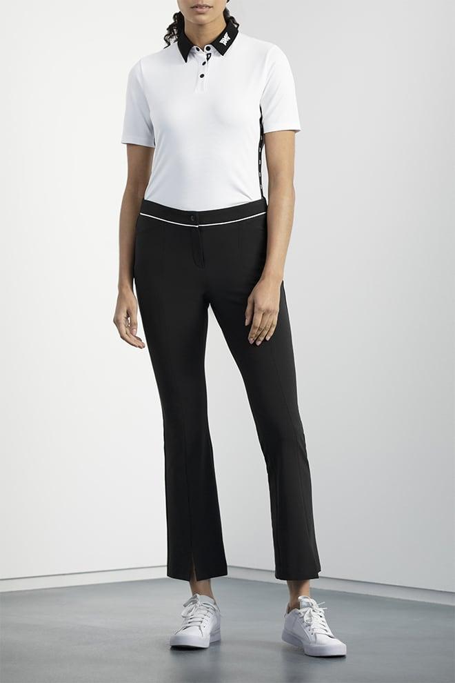 Front-Slit Pants Image 1