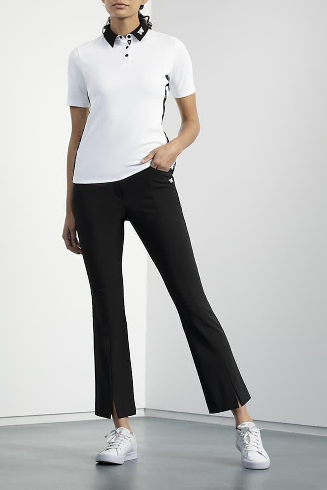 Front-Slit Pants Image 2