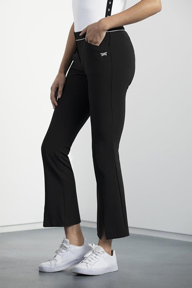 Front-Slit Pants Image 3