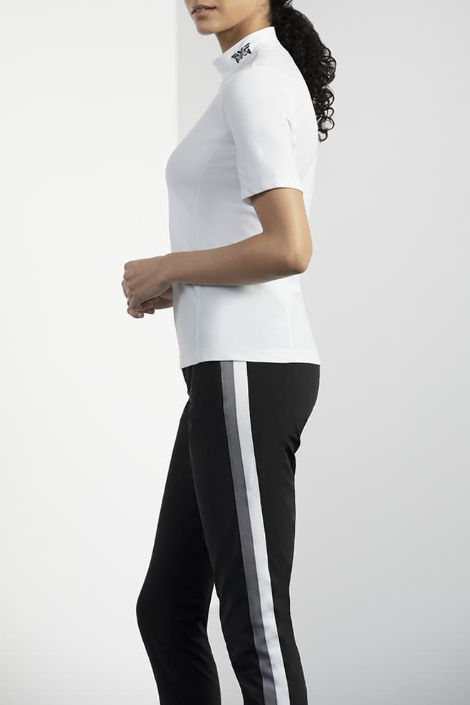 Side-Stripe Pants Image 2