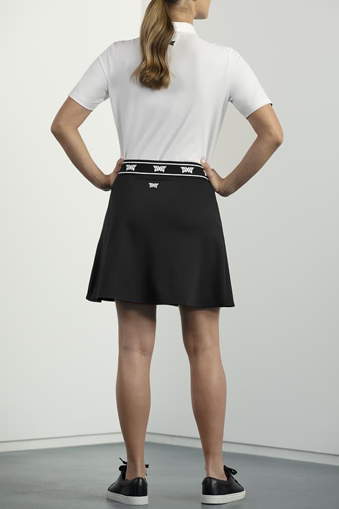Logo Tape Skirt Image 5