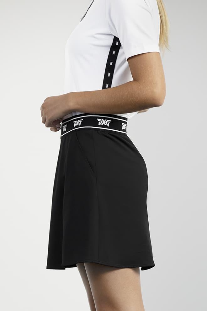 Logo Tape Skirt Image 3