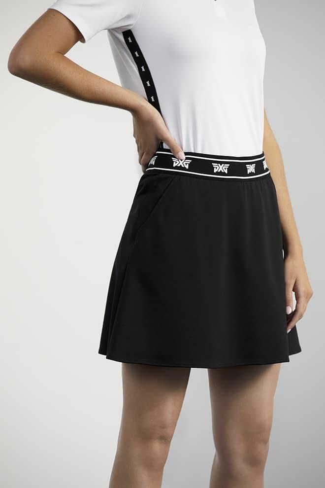 Logo Tape Skirt Image 4