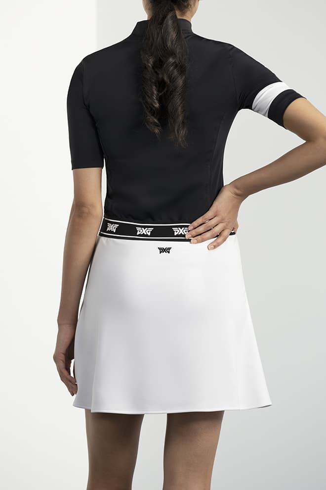 Logo Tape Skirt Image 2