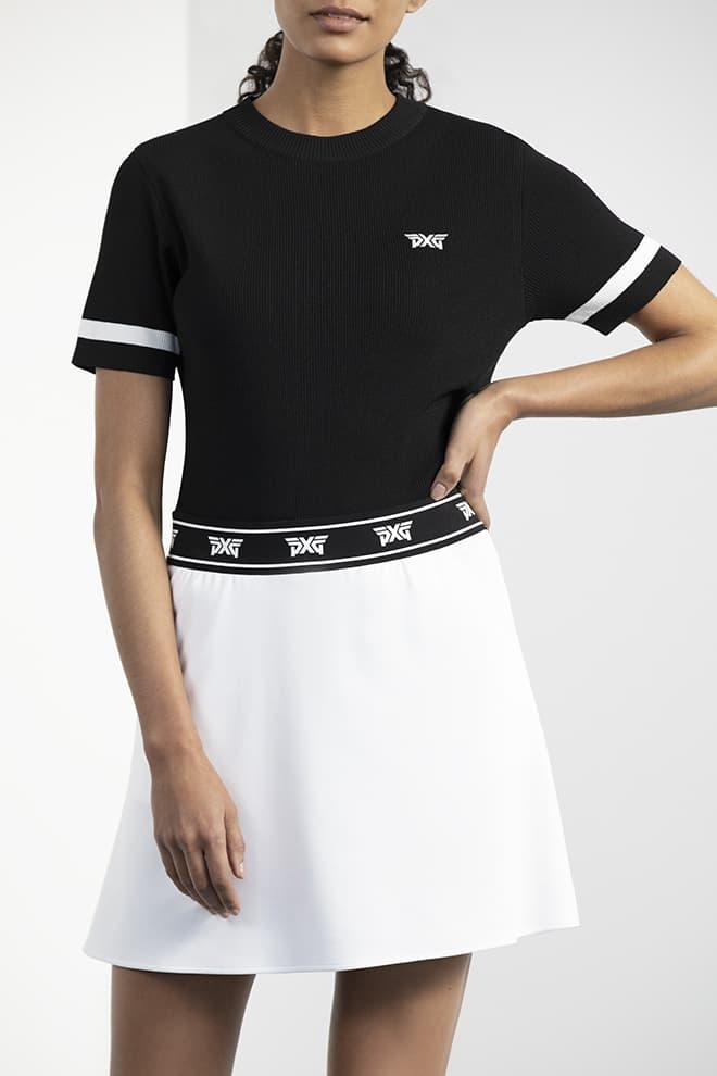 Logo Tape Skirt Image 0