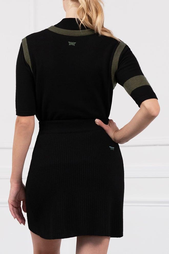 Two-Tone Skirt Image 4