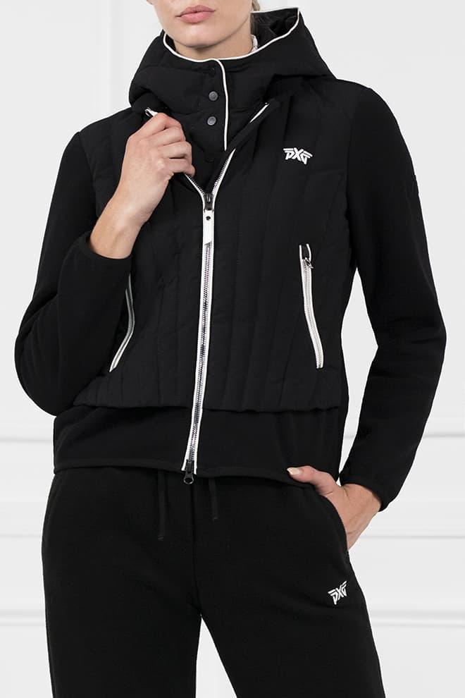 Detachable Hoodie Jacket Image 1