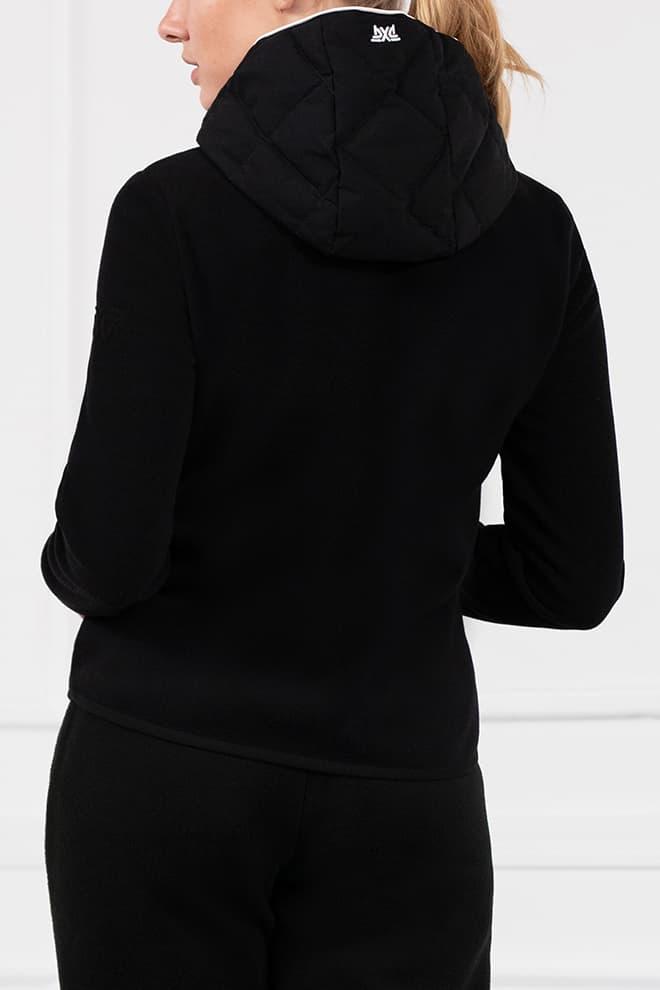 Detachable Hoodie Jacket Image 5