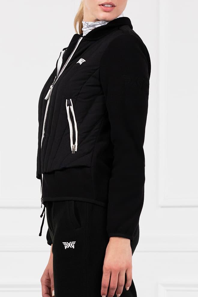Detachable Hoodie Jacket Image 4