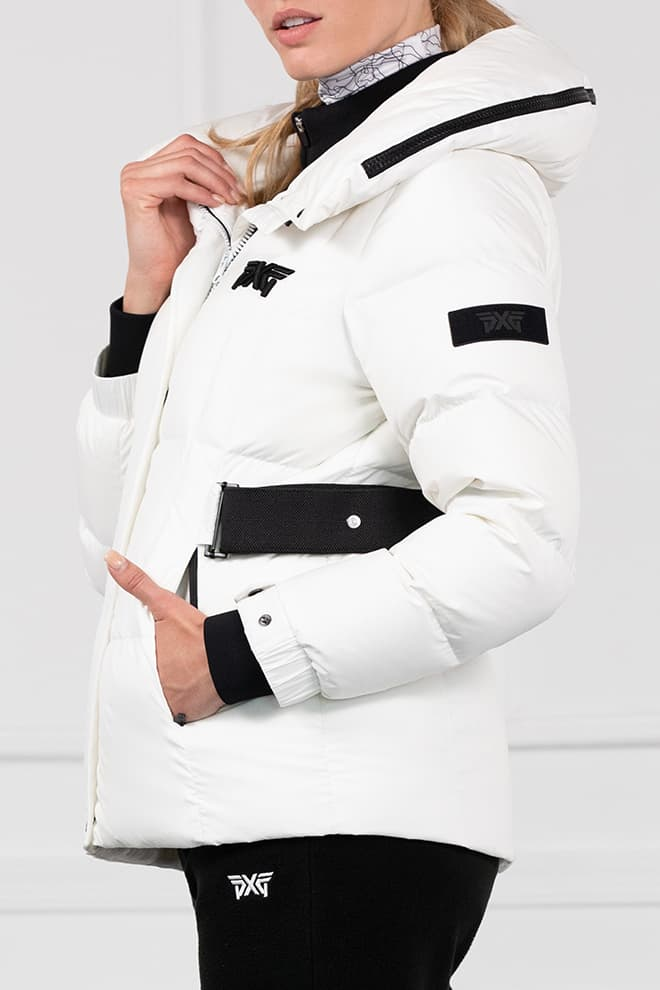 White Jacket Image 3
