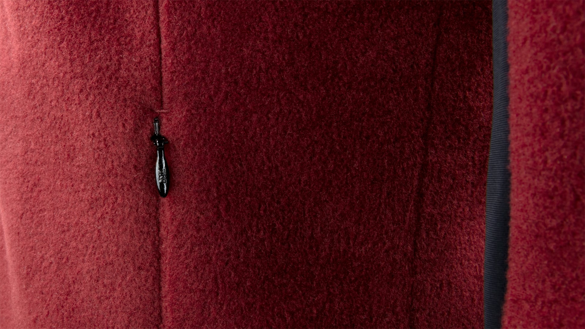 Lightweight Fleece Field Jacket Image 3