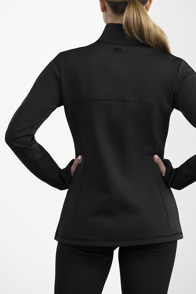 Mock Neck Jacket Image 4