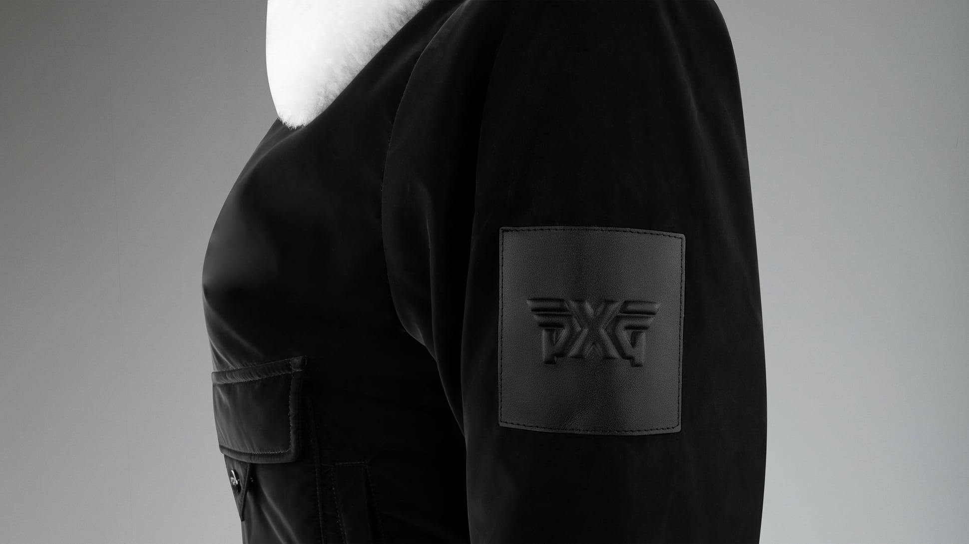 Winter-Ready Wool Bomber Jacket Image 4