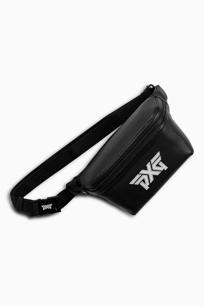 Classic Leather Cross Body Fanny Pack Image 2