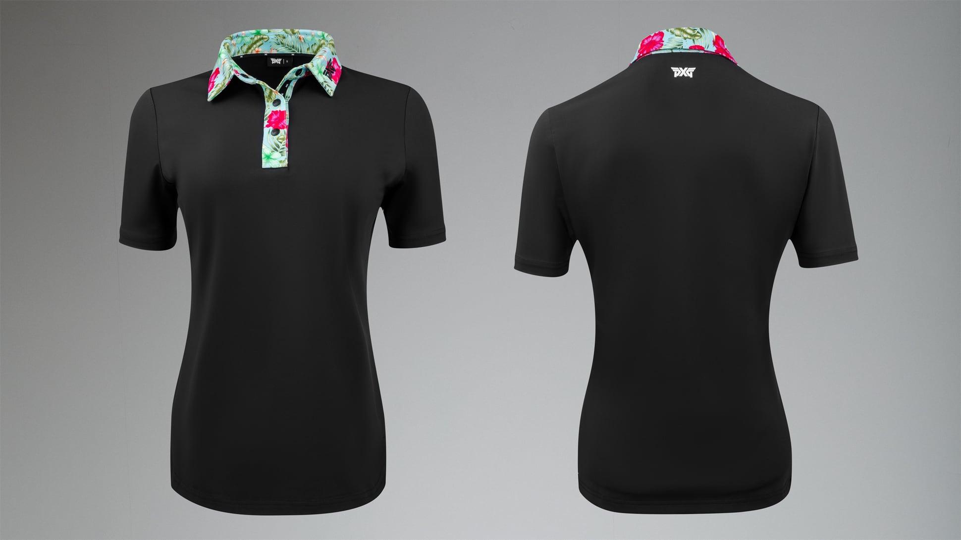 Aloha Collar Polo Image 0
