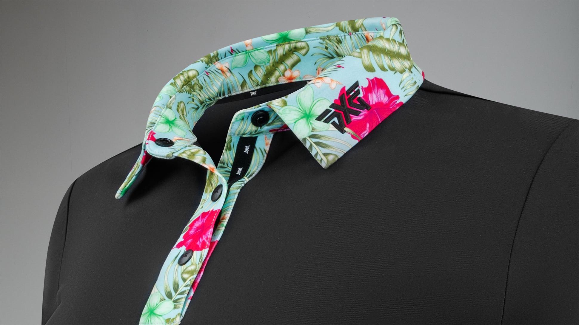 Aloha Collar Polo Image 1