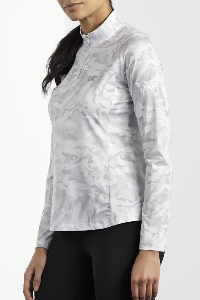 Fairway Camo™ Essential Pullover Image 1