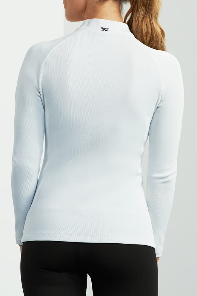 Signature Quarter-Zip Pullover Image 4
