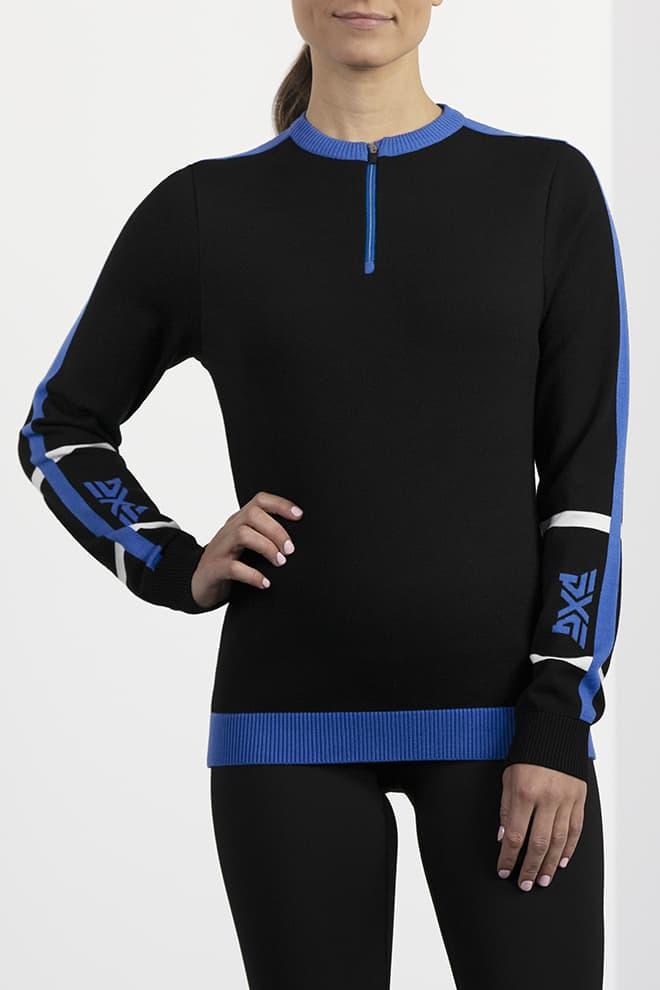 Color Block Sweater Image 1