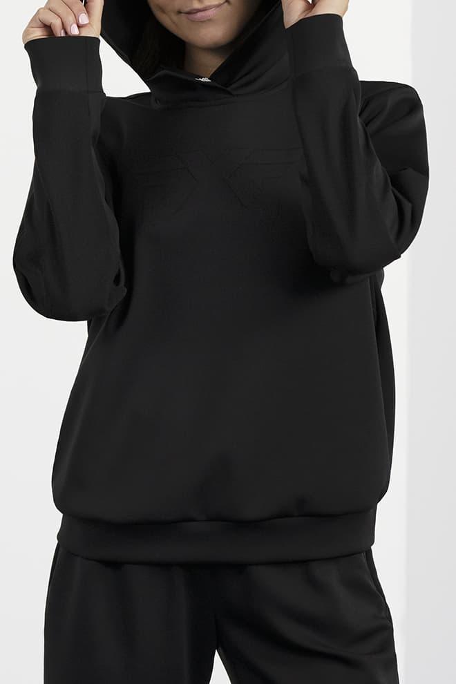 Plush Hoodie Image 3