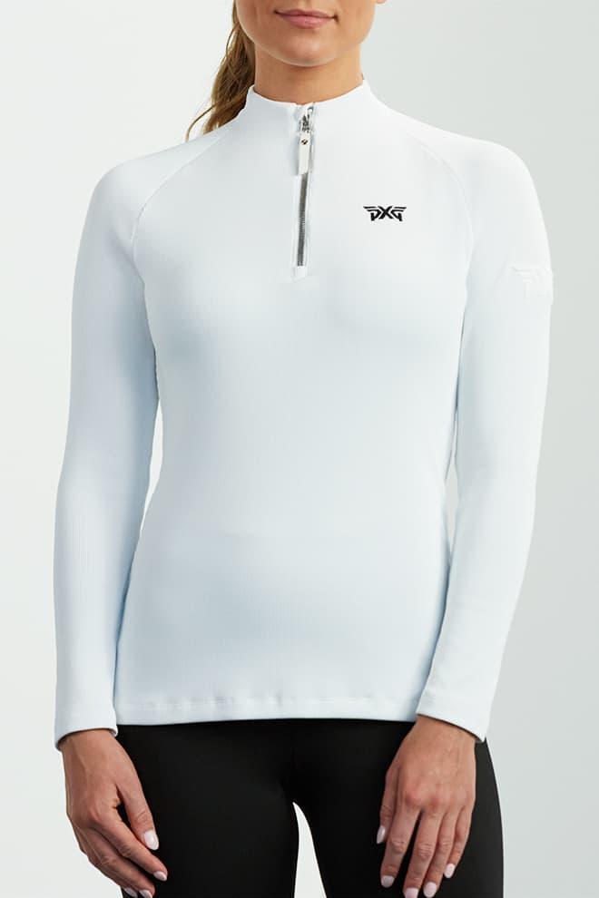 Signature Quarter-Zip Pullover Image 1