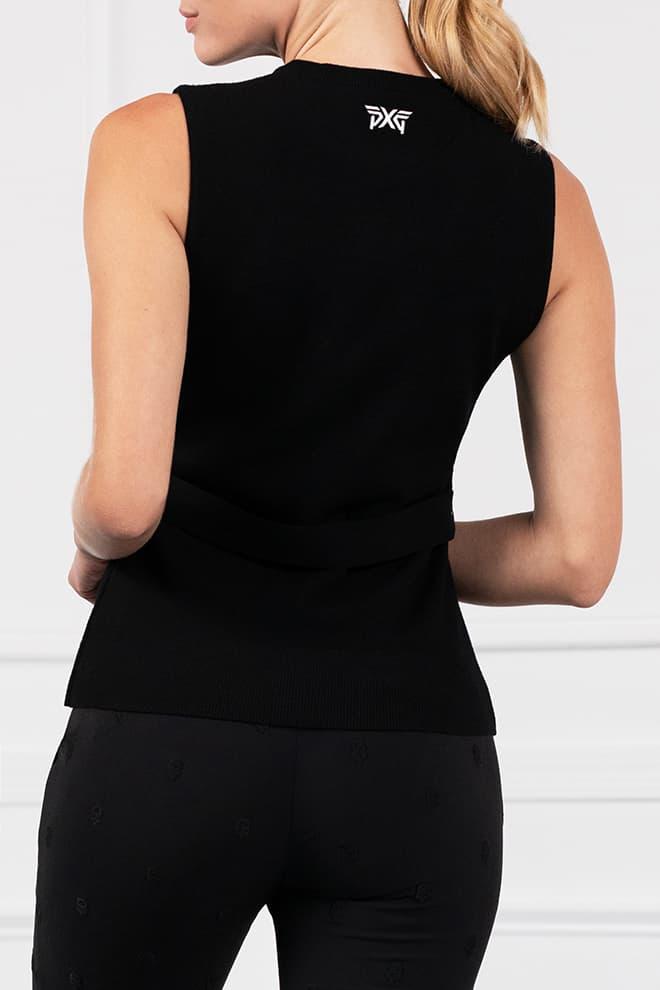 Wrap Sweater Vest Image 4