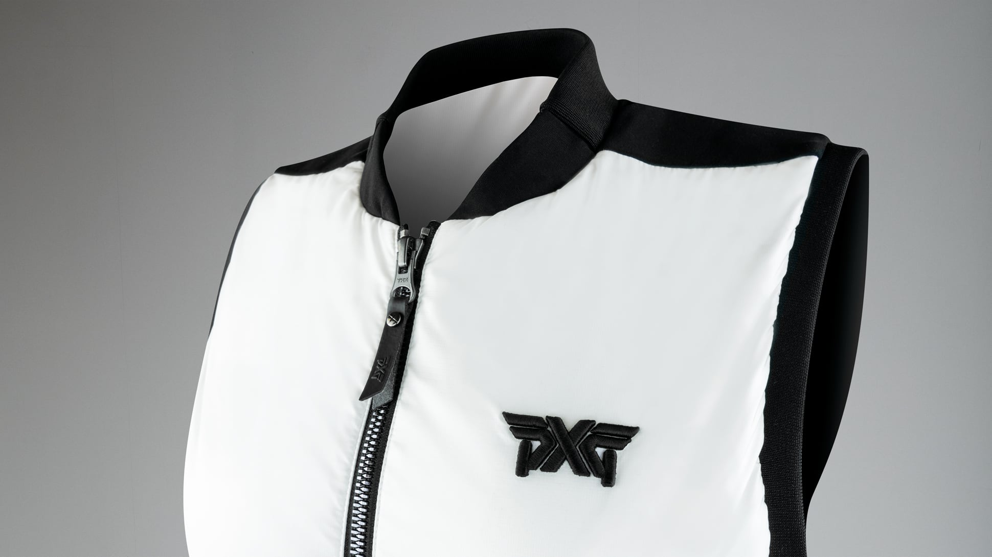 Quilted Core Down Hybrid Vest Image 2