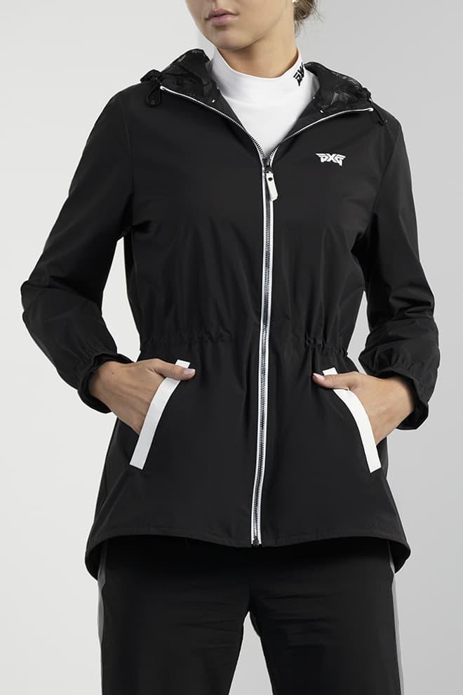 Hooded Jacket Image 3