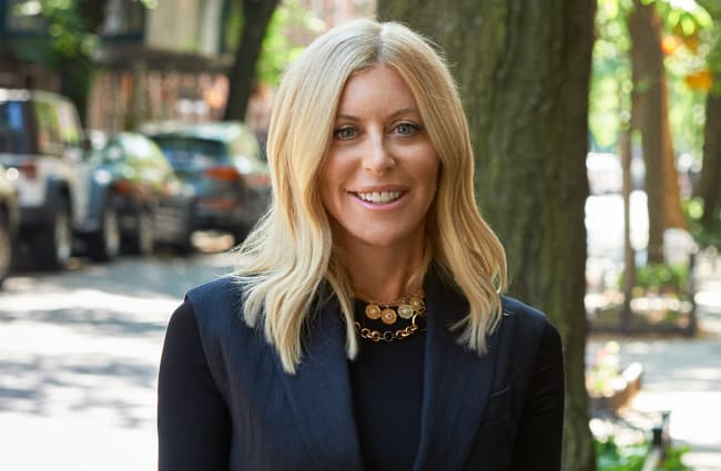 Renee Parsons President and Executive Creative Director PXG Apparel in New York City | PXG