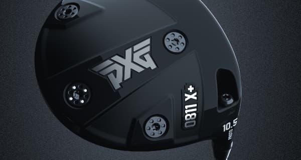 PXG 0811 X+ Proto Driver