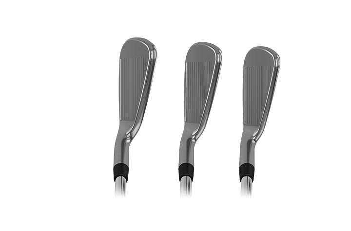 HEAD SIZE<BR />AND OFFSET