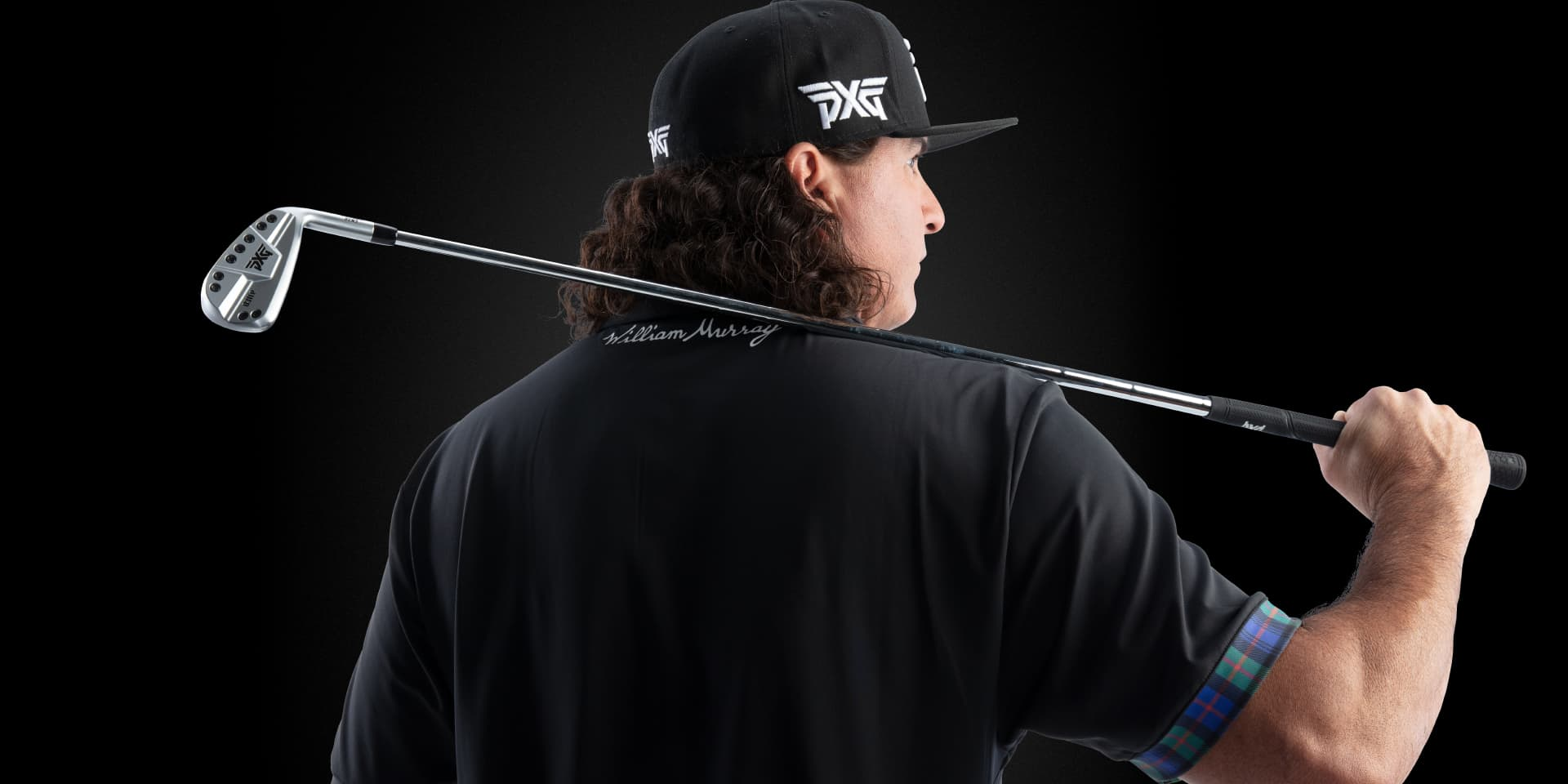 William Murray with PXG GEN3 Iron