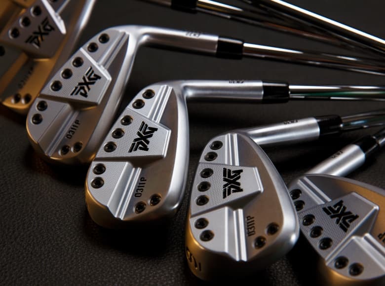Multiple 0311 Irons