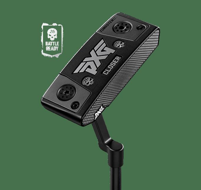 Battle Ready Closer Blade Style Putter | PXG