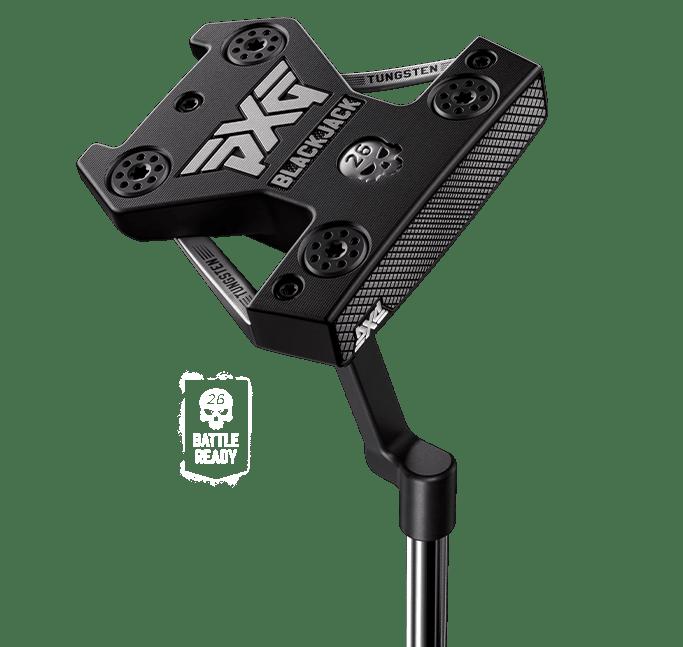 PXG Battle Ready Blackjack Mallet Putter | PXG