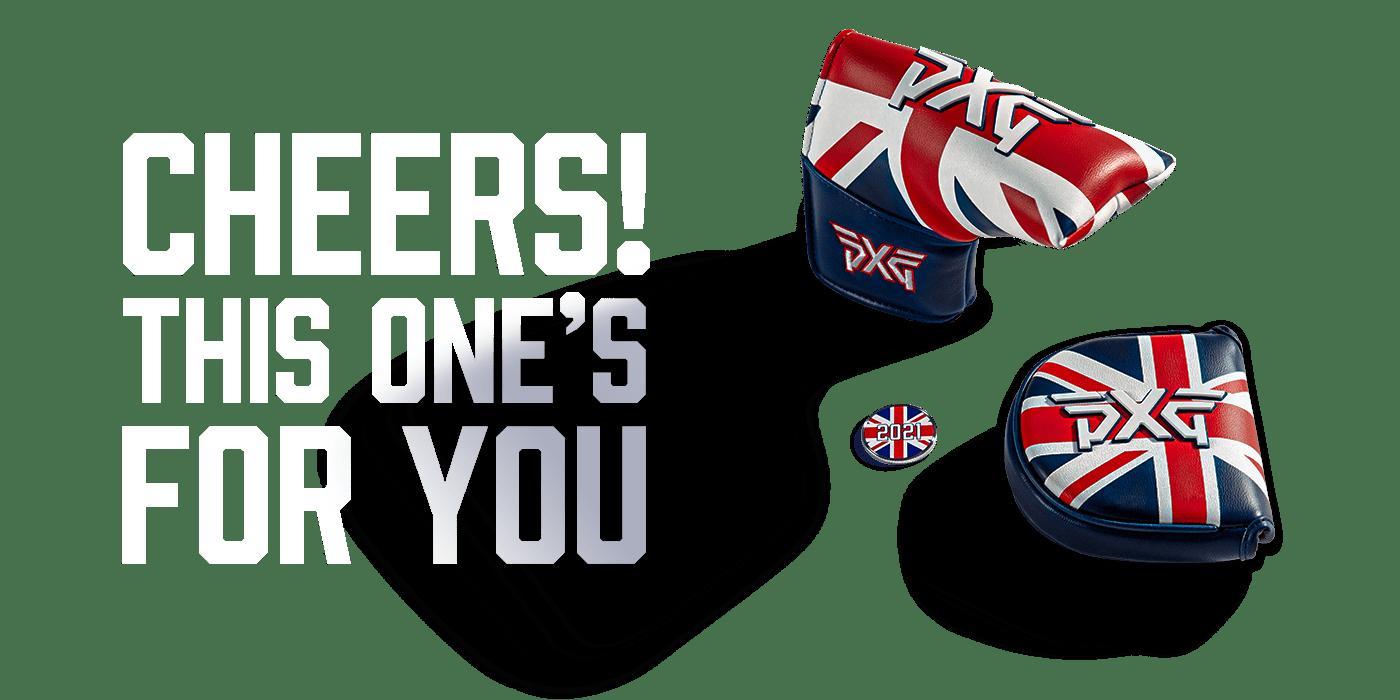 PXG UK headcover design