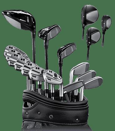 Set of GEN4 Golf Clubs
