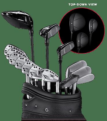 Set of GEN3 Golf Clubs