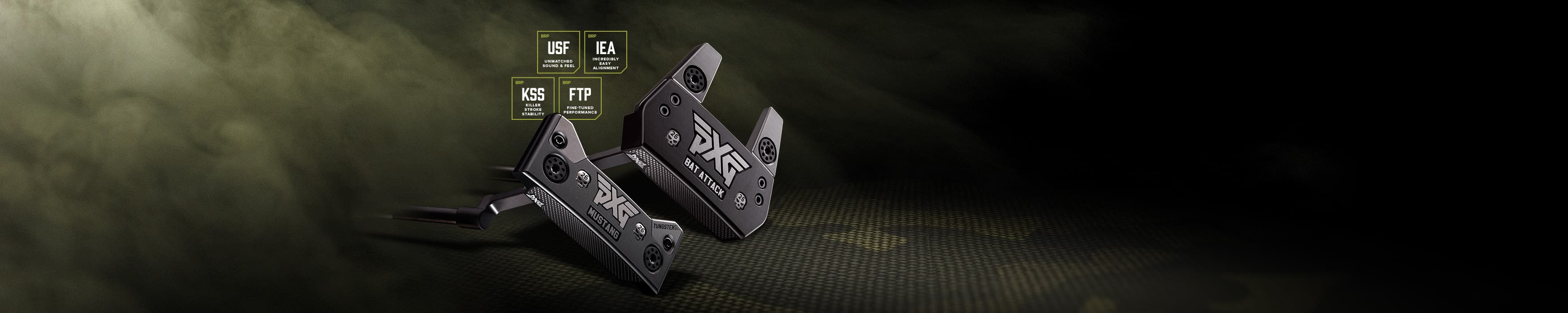 Battle Ready Putters
