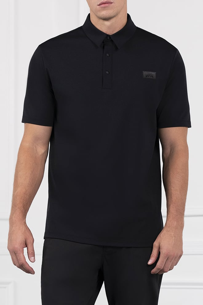 Comfort Fit Everyday Luxe Short Sleeve Polo Image 1