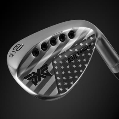 PXG Unveils Special-Edition Stars & Stripes Forged Wedges