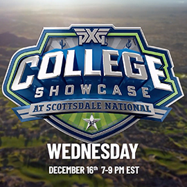PXG College Golf Showcase at Scottsdale National