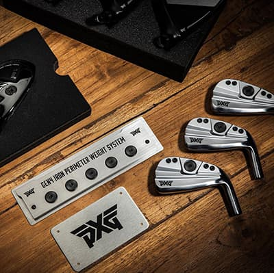 The Technology Behind PXG's Weighting System