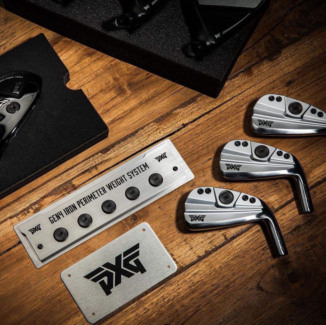 PXG Club Weighting System