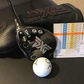 PXG In Play: Everyday Golfer WITB