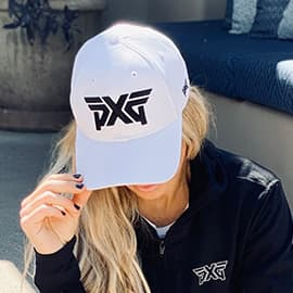 A Look Inside PXG Golf Caps